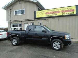 2010 Chevrolet Silverado 1500 GAURANTEED FINANCING Kingston Kingston Area image 1