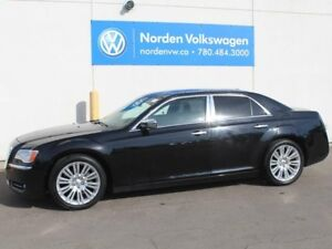2012 Chrysler 300 LIMITED - HEATED LEATHER