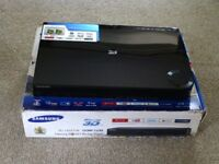 SAMSUNG BD-H8900M SMART BLU-RAY PLAYER WITH HDD RECORDER