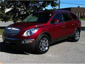2010 BUICK ENCLAVE CXL AWD - 7 PASS|CAMERA|DUAL ROOF|PHONE