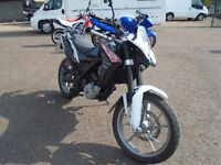 HUSQVARNA TR650 STRADA ONE OWNER ONLY 5000MILES