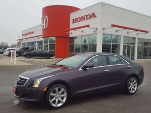 2014 Cadillac ATS Luxury AWD 4dr AWD Sedan