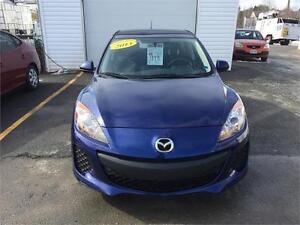 2013 Mazda 3 Sport $9,995.00