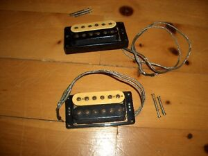 GIBSON PICKUPS DIRTY FINGERS 1980-1981 ORIGINAL