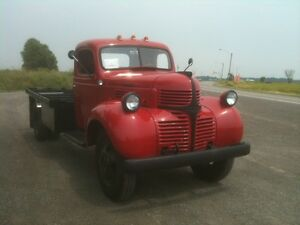Parts leftover from restoration of 46 Dodge truck. See ad for $.