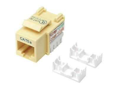 Intellinet Network Solutions 210133 Cat 5E Keystone Jack
