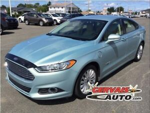 Ford Fusion Energi Hybride SE Luxury Cuir A/C MAGS 2013