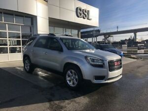 2014 GMC Acadia SLE2 3.6L V6, All Wheel Drive, Automatic