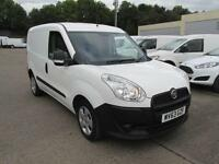 Fiat Doblo 1.3 Multijet 16V Van Start Stop DIESEL MANUAL WHITE (2013)