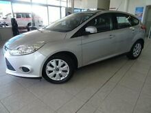 2014 Ford Focus AMBIENTE PWRSHIFT Silver Steptronic Hatchback Westcourt Cairns City Preview