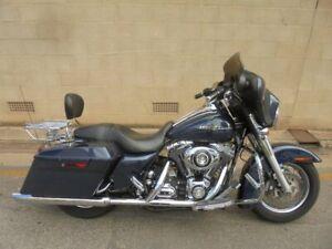 2008 Harley-Davidson STREET GLIDE 96 (FLHX) Road Bike 1584cc Adelaide CBD Adelaide City Preview