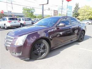 2010 CADILLAC CTS  **PANORAMIC**