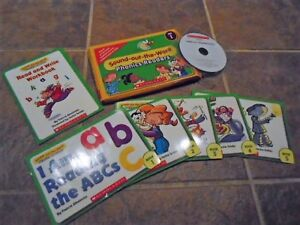 PHONICS READER SET WITH CD
