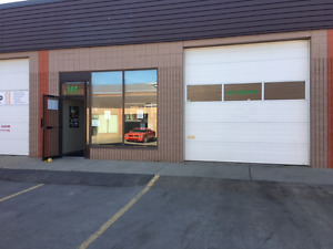 URGENT!!  SUB LEASE COMMERCIAL BAY AND 2 OFFICES