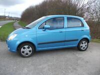 CHEVROLET MATIZ 1.0 SE 5d 65 BHP (blue) 2008