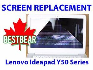 Screen Replacment for Lenovo Ideapad Y50 Series Laptop