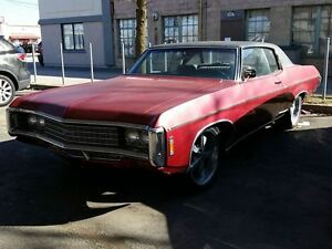 1969 Chevrolet Impala HT Coupe | AS IS | Great Project Car!