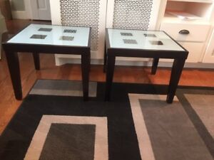 Designer End-Tables/Coffee Table
