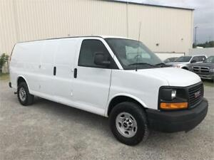 2015 GMC Savana G2500 - 3/4 Ton - Cargo-Extended-12 Ft Box