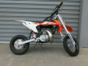 2016 KTM 50 SX Off Road Bike 49cc