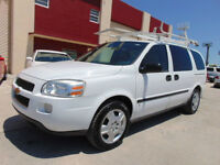 2009 Chevrolet Uplander CARGO--READY FOR WORK--- Minivan, Van