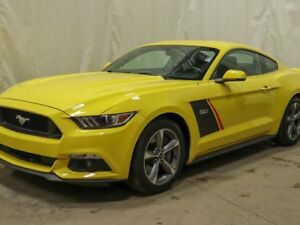 2015 Ford Mustang GT Premium Fastback Manual w/ Leather,