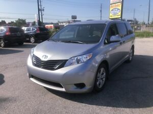 2017 Toyota Sienna - 2 TO CHOOSE FROM