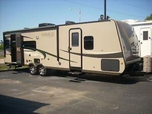 TRAVEL TRAILER RENTALS / CAMPER RENTALS