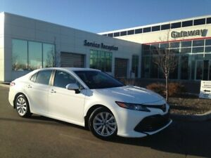 2018 Toyota Camry LE Back Up Camera, Wireless Charging, Heated S