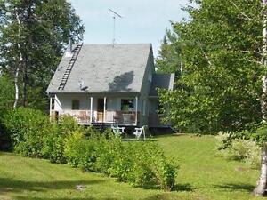 Chalet Maison grise