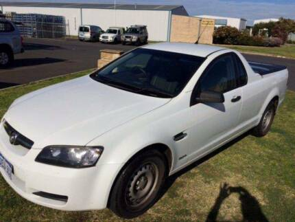 2009 Holden Ute Omega Bunbury 6230 Bunbury Area Preview