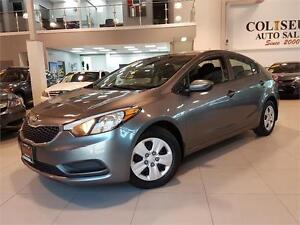 2015 Kia Forte 1.8L LX-AUTO-BLUETOOTH-ONLY 78KM