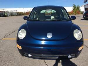 2003 Volkswagen New Beetle GLS-WOW 101300KM  CERTIFIED MILEAGE