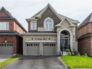 Stunning Detached Home With Superior Upgrades! Must See!