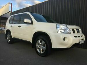 2010 Nissan X-Trail T31 MY10 ST (4x4) White 6 Speed Manual Wagon Phillip Woden Valley Preview