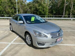2014 Nissan Altima L33 ST Silver Continuous Variable Sedan Morayfield Caboolture Area Preview