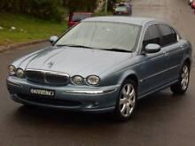 2005 Jaguar X Type Sedan AWD LUXURY AUTO LEATHER LOW KM Smithfield Parramatta Area Preview
