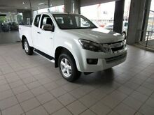 2015 Isuzu D-MAX TF MY15 LS-U HI-Ride (4x4) Splash White 5 Speed Manual Spacecab Thornleigh Hornsby Area Preview