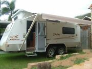 2008 JAYCO DESTINY OUTBACK WITH ENSUITE Mackay Mackay City Preview