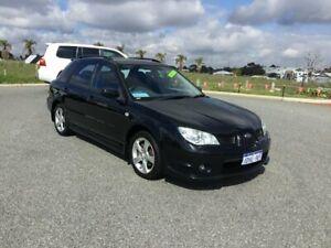2006 Subaru Impreza MY06 2.0I (AWD) Black 5 Speed Manual Hatchback Wangara Wanneroo Area Preview