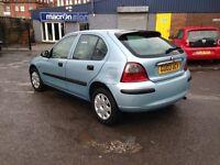 £695 ROVER 25 1.6 - CHEAP SOLID CAR