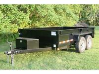 2013 Dump trailer... BAD CREDIT FINANCING AVAILABLE !!!!