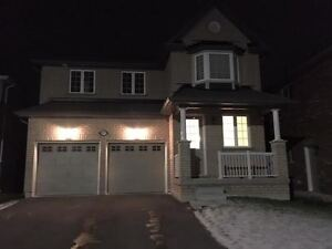 Gorgeous Entire Detached House located in Alcona has 4 Bedrooms