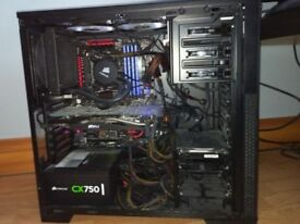 Gaming Pc + Components