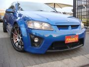 2009 Holden Special Vehicles Clubsport E Series MY09 R8 Blue 6 Speed Sports Automatic Sedan Enfield Port Adelaide Area Preview