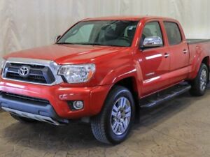 2015 Toyota Tacoma Limited 4WD Double Cab w/ Leather, Navigation
