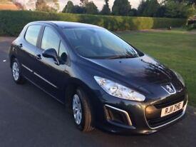 Peugeot 308 - 2011, 52K miles, £20 TAX