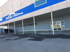 Retail/Warehouse space for lease