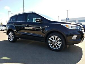2018 Ford Escape Titanium-2.0L EcoBoost Engine,4WD,Leather,Panor