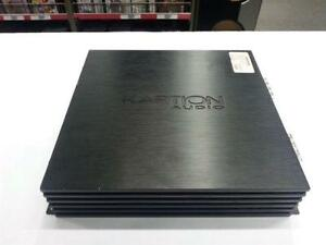 Kaption audio Car Amplifier. We sell used goods - 104527